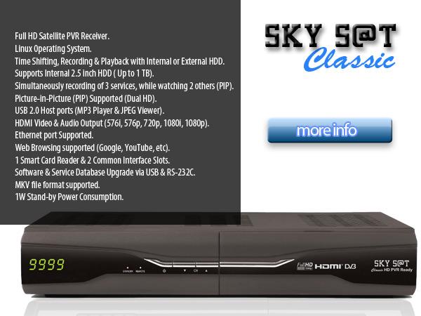 Sky S@t Classic